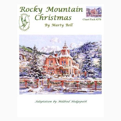 Rocky Mountain Christmas (Marty Bell) From Pegasus Originals, Inc ...