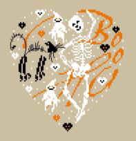 Coeur de Halloween