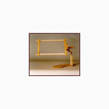 Hand Rotating Frame 20x15 cm From Withmac woodcraft - Hoops and ...
