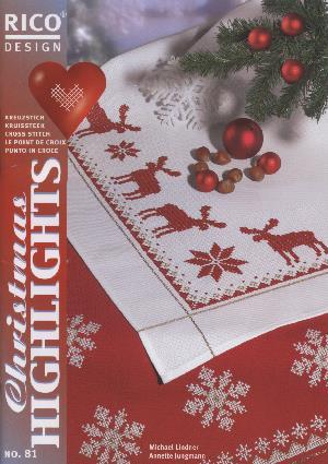 Rico Design Christmas Highlights From Rico Design Books