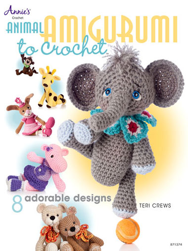 Animal Amigurumi To Crochet From Annie S Crafts Books