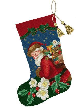 Handmade Christmas Stockings For Sale