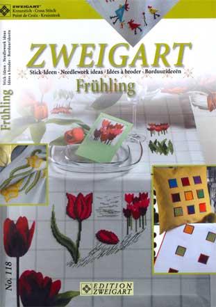 Zweigart fiori per la tavola da zweigart libri for Riviste per la casa