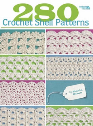 Crochet: increase the pattern size, size hook, rep row