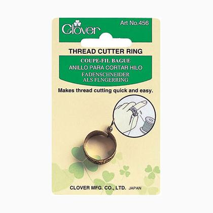 Thread Cutter Ring From Clover Necessities Accessories