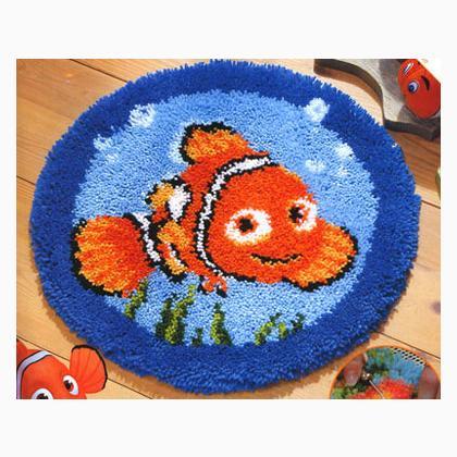 Nemo Latch Hook From Vervaco Disney By Vervaco Cross