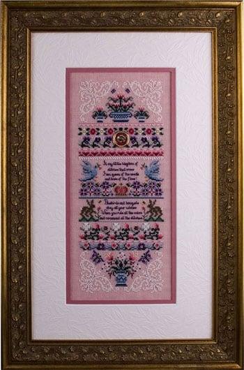 Just Nan Cross Stitch Stitchery Chart Your Choice