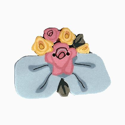 Nh1030 ribbon bow de just another button co nancy for Self tissus nancy