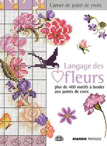 langage des fleurs from mango pratique books magazines embroidery casa cenina. Black Bedroom Furniture Sets. Home Design Ideas