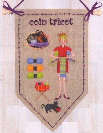 Coin tricot da le bonheur des dames le bonheur des dames - Saldi coin casa ...