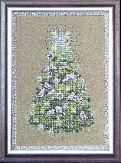 Christmas Tree Coloring Sheets