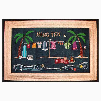 Hang Ten Clothesline From Raise The Roof Designs Cross