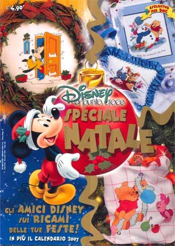 Disney A Punto Croce Speciale Natale Da Cross Stitching