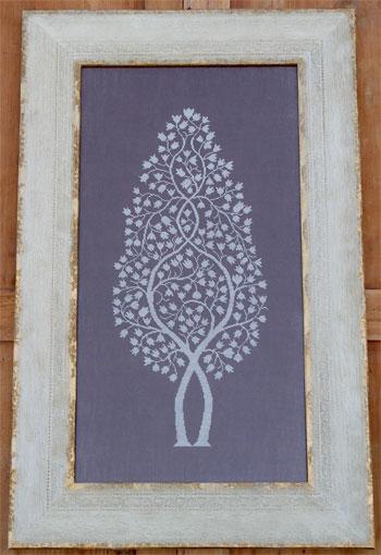 Чудесная вышивка - Renato Parolin L'albero di Bertilla (0) .