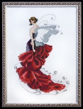 Pixie Couture Collection Poppy From Mirabilia Design