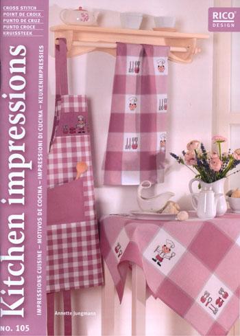 Rico design impressioni di cucina da rico design libri for Riviste di interior design