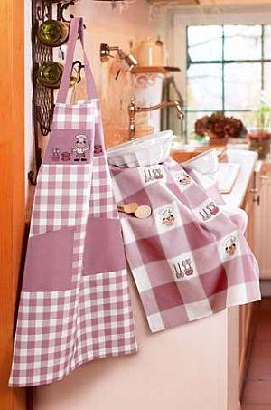 torchon de cuisine kitchen impressions blanche prune de rico design pour la cuisine. Black Bedroom Furniture Sets. Home Design Ideas