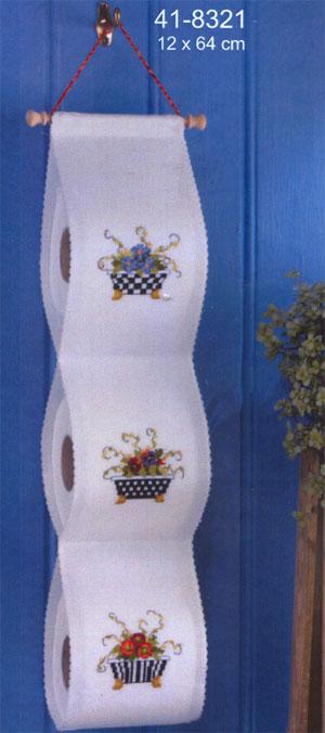 Fun Toilet Paper Holder