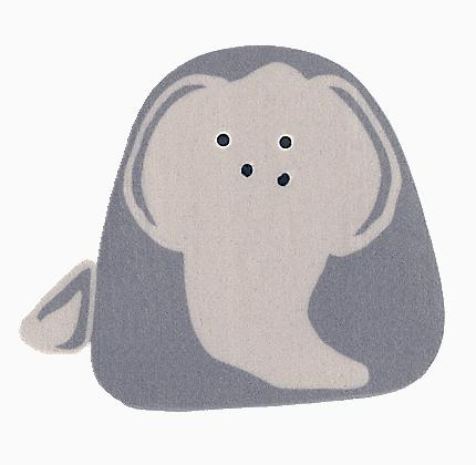 Nh1082l large elephant de just another button co nancy for Self tissus nancy