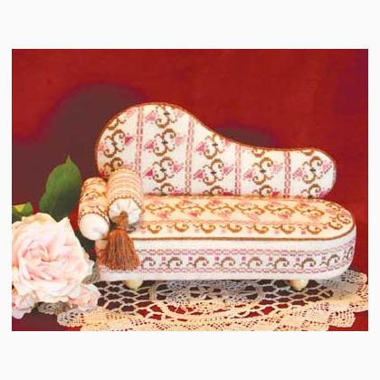 Victorian memories chaise longue from the cat 39 s whiskers for Cat chaise longue
