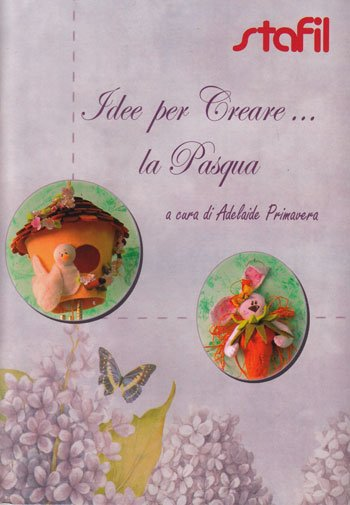 Idee Per Creare La Pasqua From Stafil Books And Magazines Books