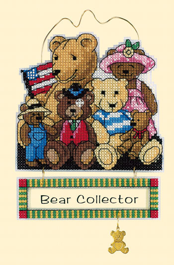 bear collector from dimensions
