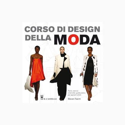 corso di design della moda da edizioni il castello libri