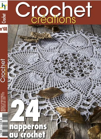 crochet n? 68 From Les Edition de saxe - Books and Magazines ...