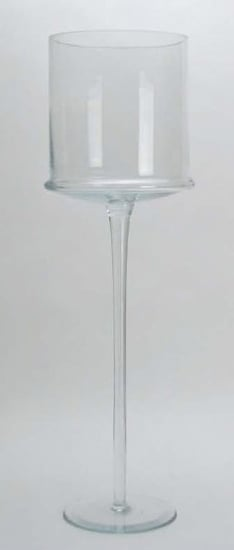 Glass Vase 64 Cm High From Marianne Hobby Decoration Shapes