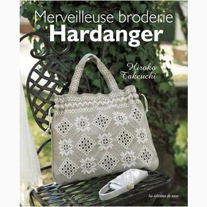 Merveilleuse broderie hardanger from les dition de saxe - Edition de saxe ...