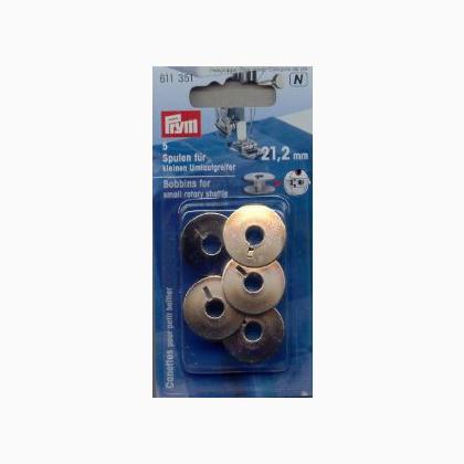 Bobine in metallo da prym piccoli accessori accessori for Piccoli piani di casa in metallo