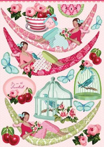 Clip Art Fruitgarden From Tone Finnanger Tilda Tilda