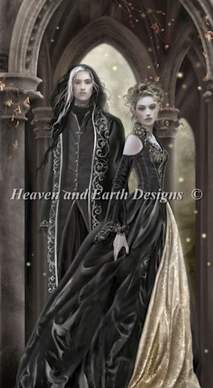 Power And Prestige From Heaven And Earth Designs Cross