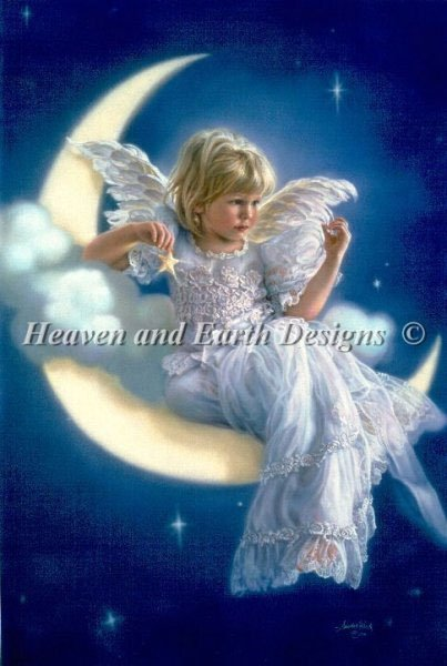 moon angel from heaven and earth designs
