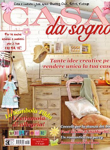 Casa da sogno n 3 da editoria europea libri riviste for Riviste per la casa