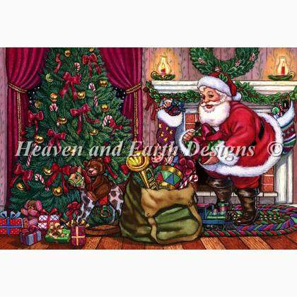 Christmas Eve From Heaven and Earth