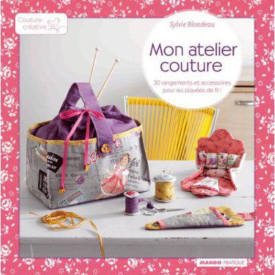 Mon atelier couture from mango pratique books for A couture mon