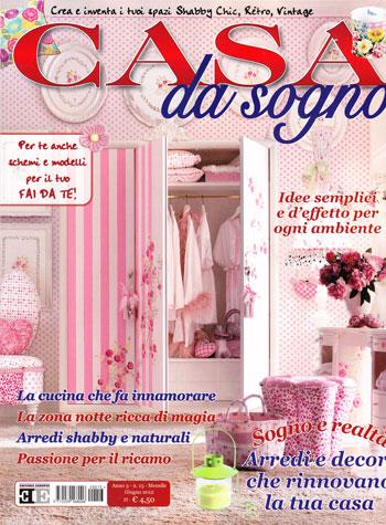 Casa da sogno n 13 da editoria europea libri riviste for Riviste per la casa