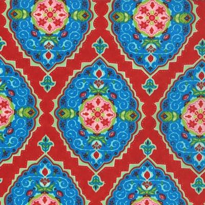 Tradewinds Moroccan Red Cambay From Moda Fabrics