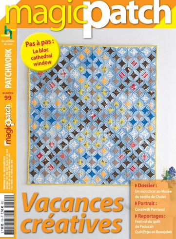 magic patch n 99 vacances cr atives da les dition de saxe libri riviste libri. Black Bedroom Furniture Sets. Home Design Ideas
