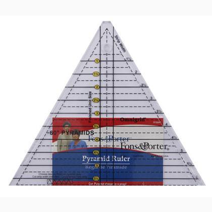 Dritz R7890 Fons and Porter Diamond Ruler