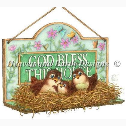 Home sweet home da heaven and earth designs schemi punto for Sweet home 3d italiano