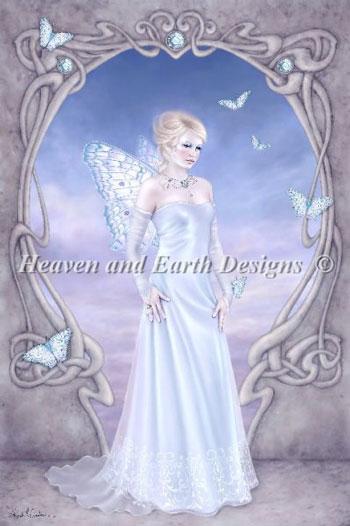 Mini Diamond From Heaven And Earth Designs Cross Stitch