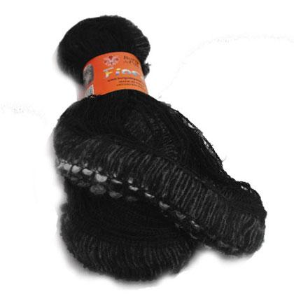 Fiore 05.Fiore 05 Black From Borgo De Pazzi Fiore Threads Yarns