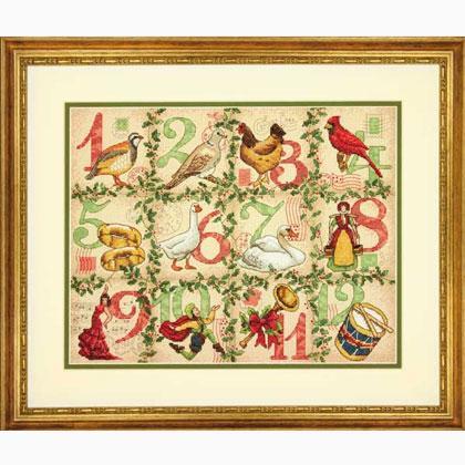 Cross Stitch Kits Christmas
