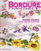 Asciugamani A Punto Croce From Stafil Books And Magazines