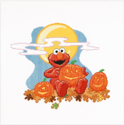 Sesame Street Halloween From Thea Gouverneur - Sesame ...