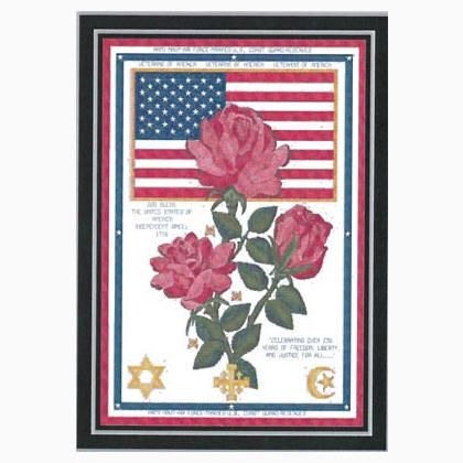 cross stitch patterns pdf god bless our home