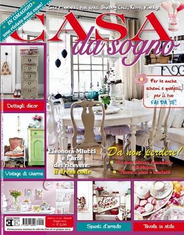 Casa da sogno n 22 da editoria europea libri riviste libri riviste casa cenina - Casa da sogno biancheria ...