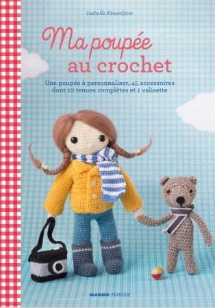 Crochet Stitches Australia : Ma poupEe au crochet From Mango Pratique - Books Magazines & Patterns ...